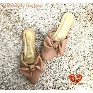Flat Shoes Kimberly Mocca