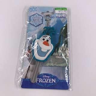 Mattel Frozen Olaf The Snowman Soft Touch Keyholder