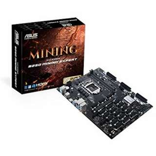 Asus mining expert B250 motherboard
