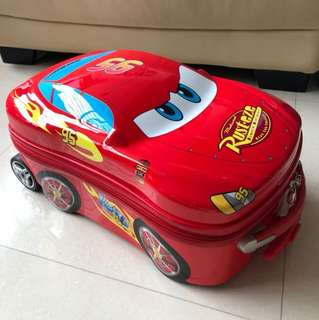 Disney Cars Toddler Luggage