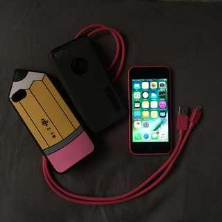 Iphone 5C 32GB RUSH! negotiable!