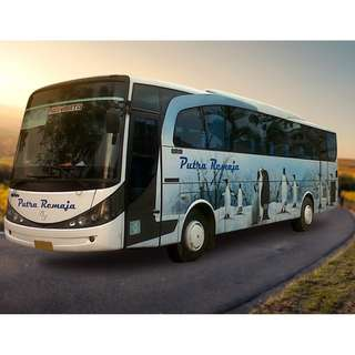 Promo tiket bus murah rute Jogja - Palembang dan sebaliknya. Hubungi NEMOB