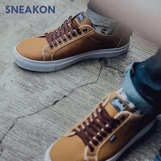 Sepatu Sneakers / Kets Pria - Omega - SNK-OMBR