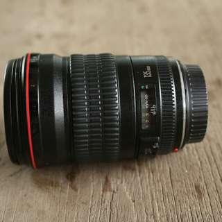 Canon 135 L f2