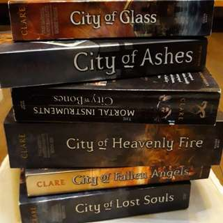 The Mortal Instruments Collection