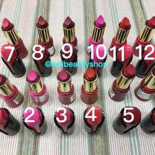 Kiss beauty lipstik matte