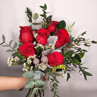 Valentine's Flowers/ Wedding Bouquet