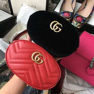 Gucci belt bag in Red