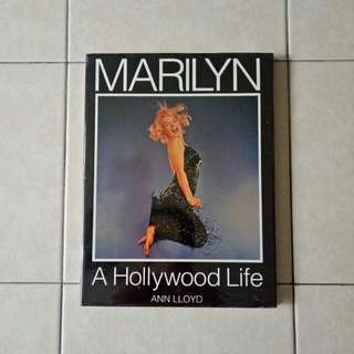 Hard Cover Page 118 marilyn book condition 9/10