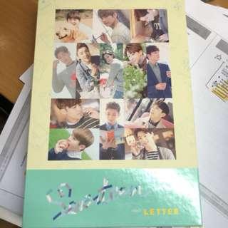 Seventeen Love&Letter 淨專