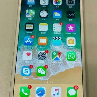 iPhone 6 plus 64 white