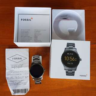 fossil q marshall like new from us
