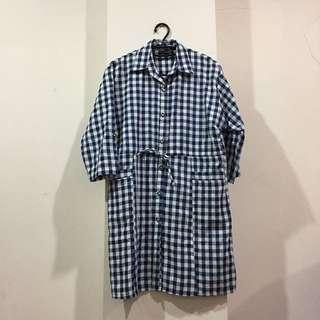 LUNIX Shirt Dress