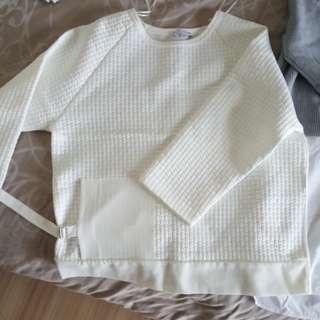 CNYsale Zara Oversized Top