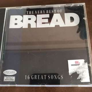 CD-THE VERY BEST OF BREAD