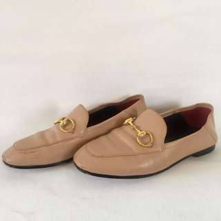 Vintage Gucci Brixton Convertible Loafers
