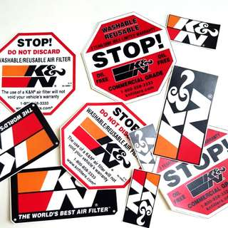 Customisable Stickers