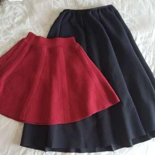 CNYsale Skirts Set