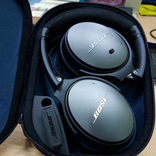 Bose QC25 Quiet Comfort with Orginal case for Sale or Trade