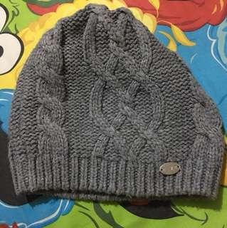 ROXY Beanie Hats Grey (kupluk)