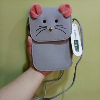 Cute Animal Cell (Pouch)