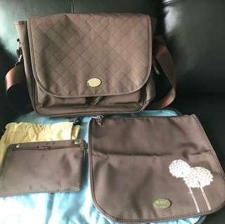 Philips AVENT Urban Nursing/Diaper Bag