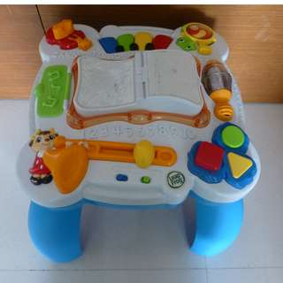 Leap Frog Learn & Groove Activity Table
