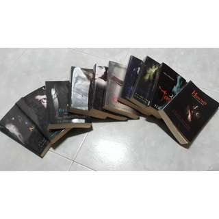 A House of Night Set