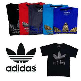 T-Shirt 3D Heroes Adidas Nike Kids