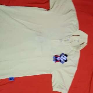 polo tshirt dr bangkok size m