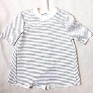 New! Padini stripe blouse