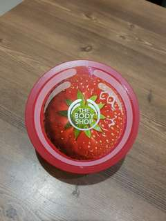 The Body Shop Strawberry Body Butter 200ml Original TBS Moisturizer
