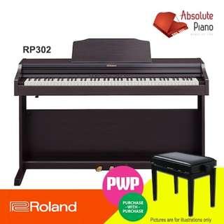 Roland Digital Piano : RP-302