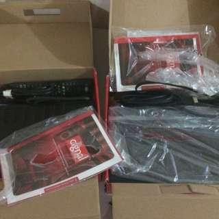 Cignal digital TV box (2 pcs)