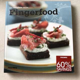 The complete series Fingerfood