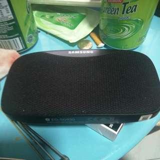 Samsung level up box speaker