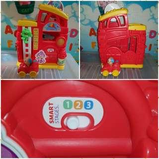 4 items of Fisherprice toys