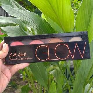 LA GIRL blush collection GLOW