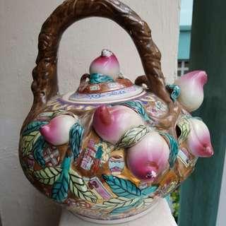 Tea pot  (China art)