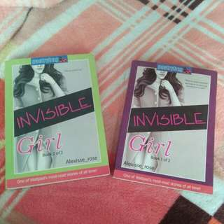 wattpad(invisible girl)
