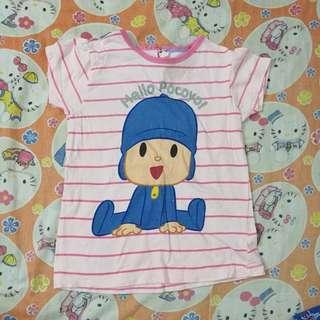 Pocoyo T Shirt 3T