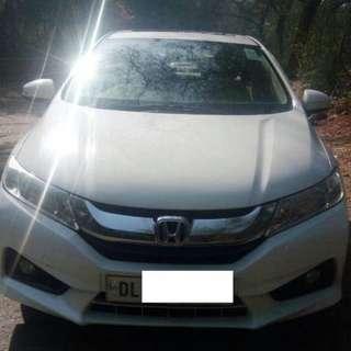Car For Hire Honda City