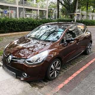 Renault Clio Diesel 1.5T Auto dCi LWB