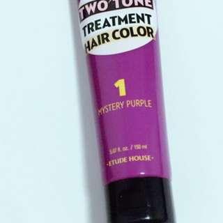 Etude House Hair Color #1