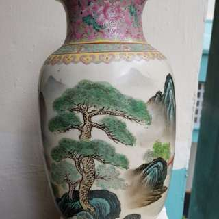 Chinese Vase ( him de zeng)