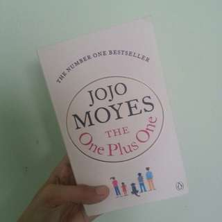 Jojo Moyes - The One Plus One