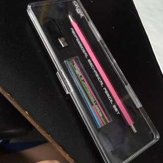 Smiggle Mechanical Pencil Set