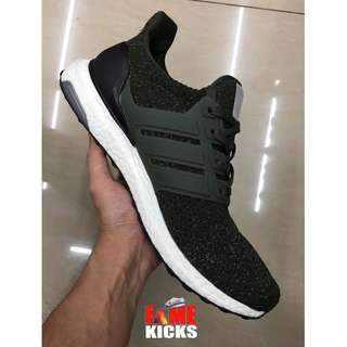 f76352822cd30 Adidas Ultra Boost for Men and Women Unisex OEM Premium Authentic Shoes  (Army Green and