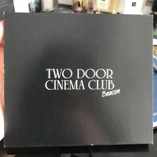 TWO DOOR CINEMA CLUB CD
