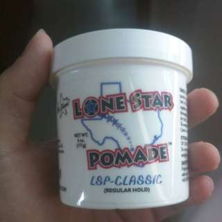 Brand New Lone Star Pomade Classic